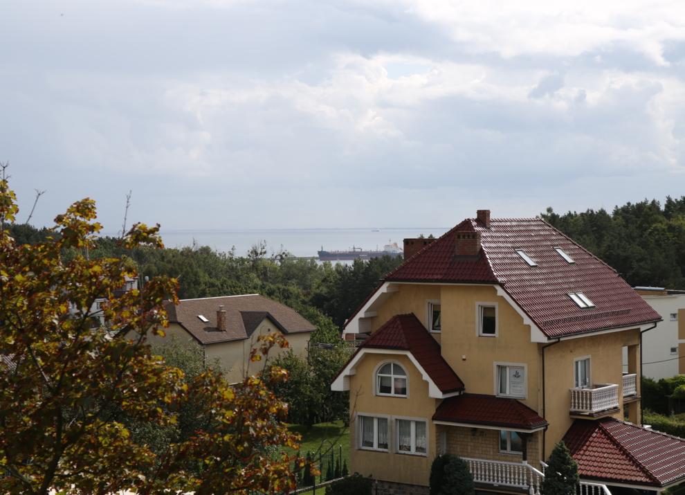 Widok z 3 piętra