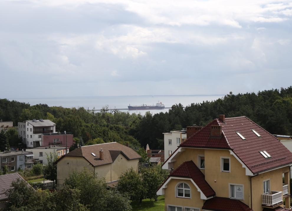 Widok z 4 piętra